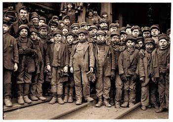 enfants travail