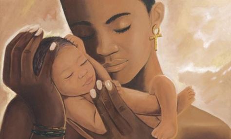 Mère africaine