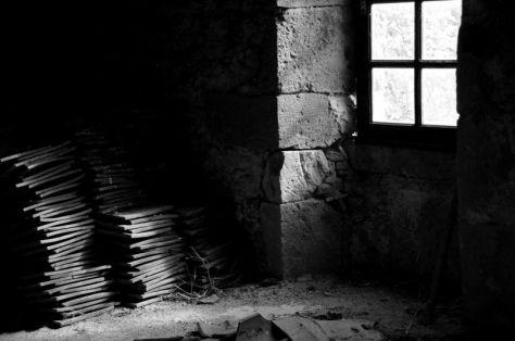 Le silence des maisons vides