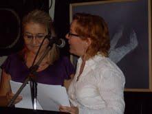 Les poètes Nancy R. Lange et Aspasia Worlitzky liront des textes ce soir au Consulat général du Chili.