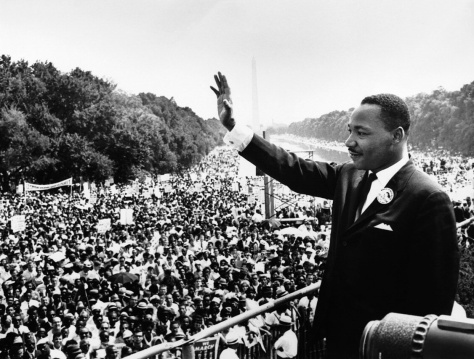Martin Luther King fils