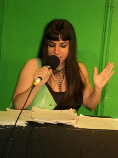 Nuit de la poésie du 3 août 2013