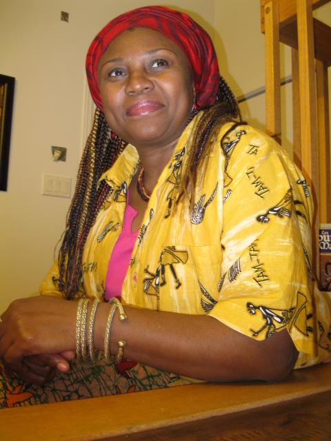 Femme Nue Africaine femme africaine | lune funambule